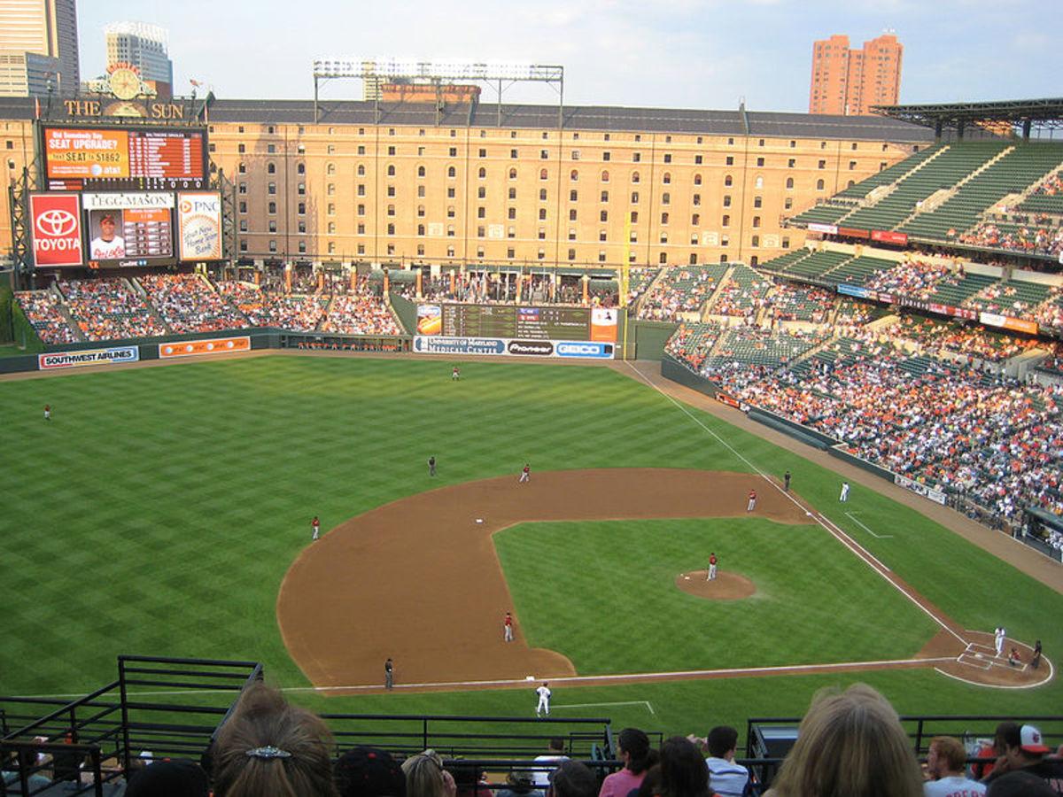 Baltimore Orioles Baseball