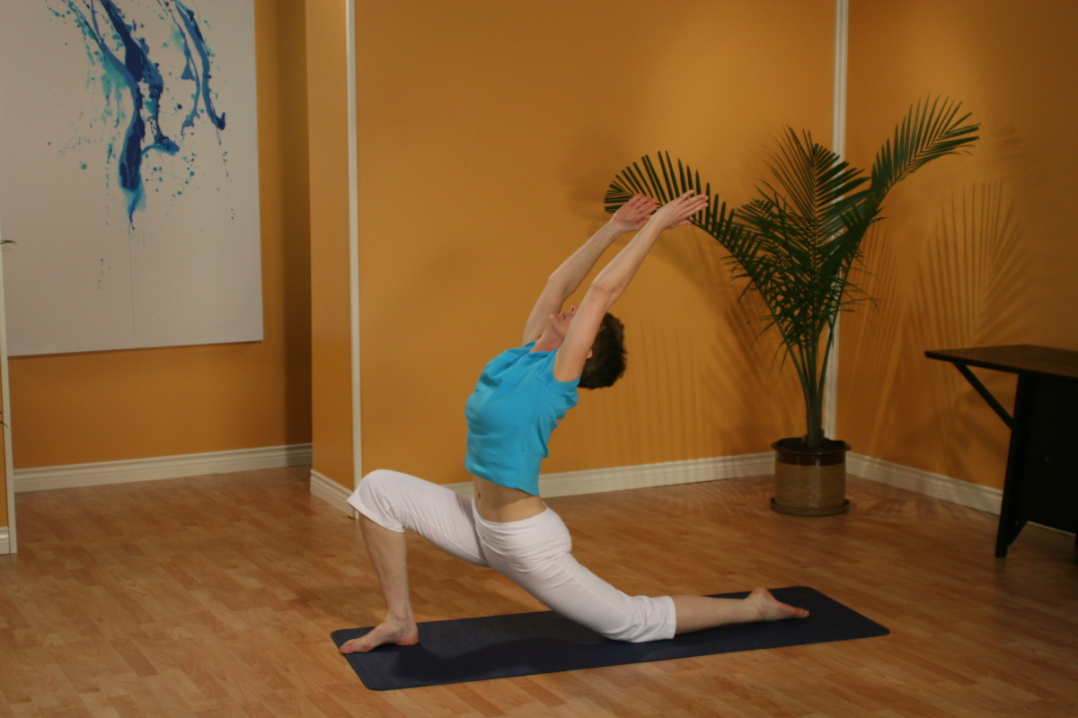 Yoga Poses for Hip Opening