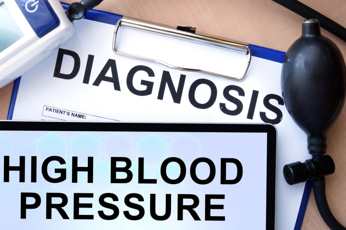 Natural Ways To Reduce High Blood Pressure