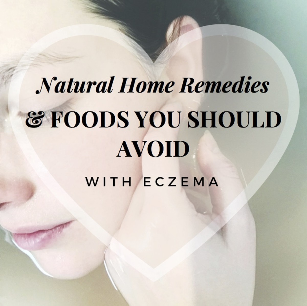 Eczema can be managed properly with dietary changes and natural home remedies.