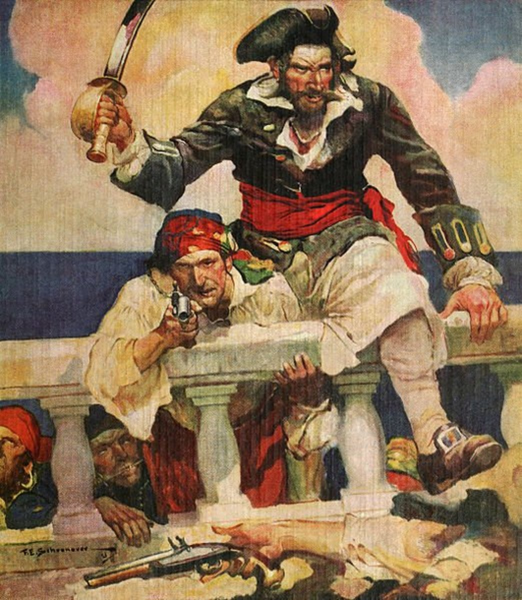 Myths and Facts about Blackbeard the Pirate