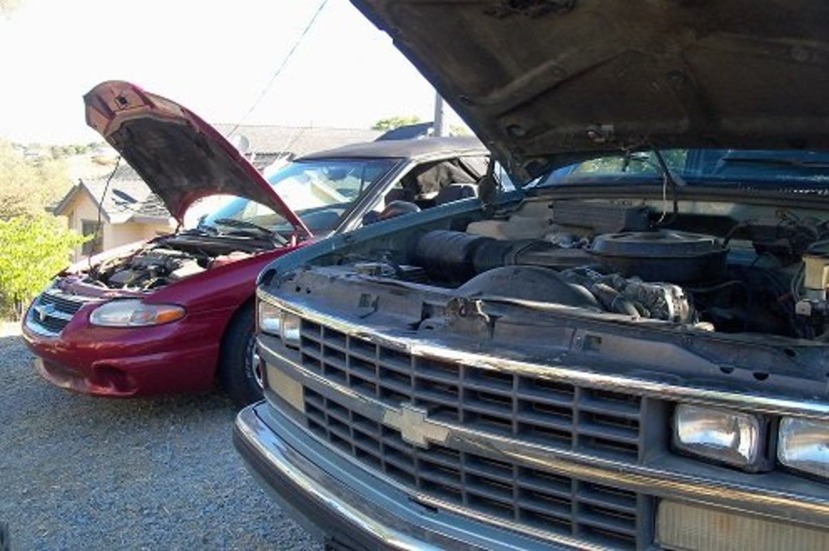 Jump-Starting a Dead Car Battery | AxleAddict