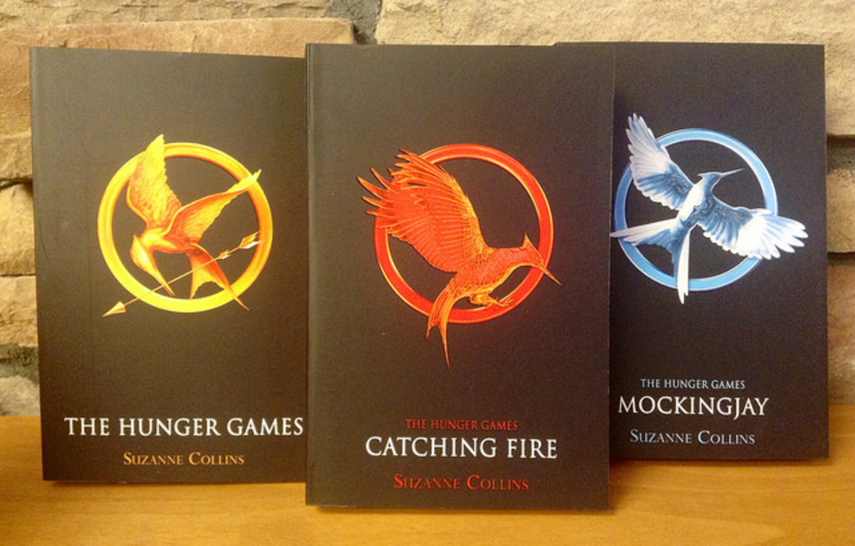 The Hunger Games Book #1: A Day-by-Day Timeline