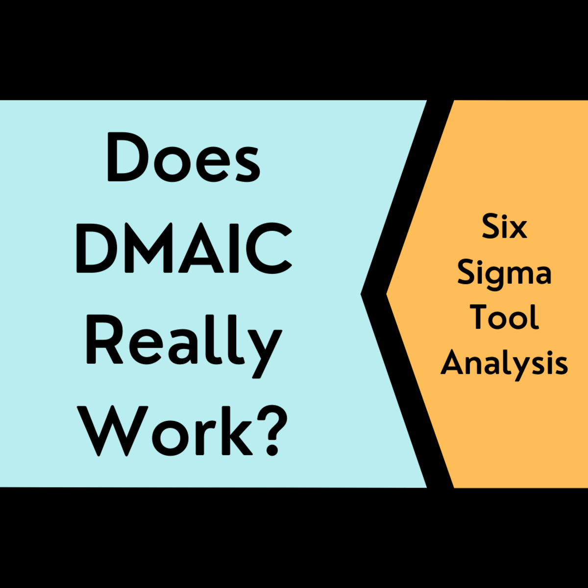 Business Success Using Six Sigma Tools: DMAIC