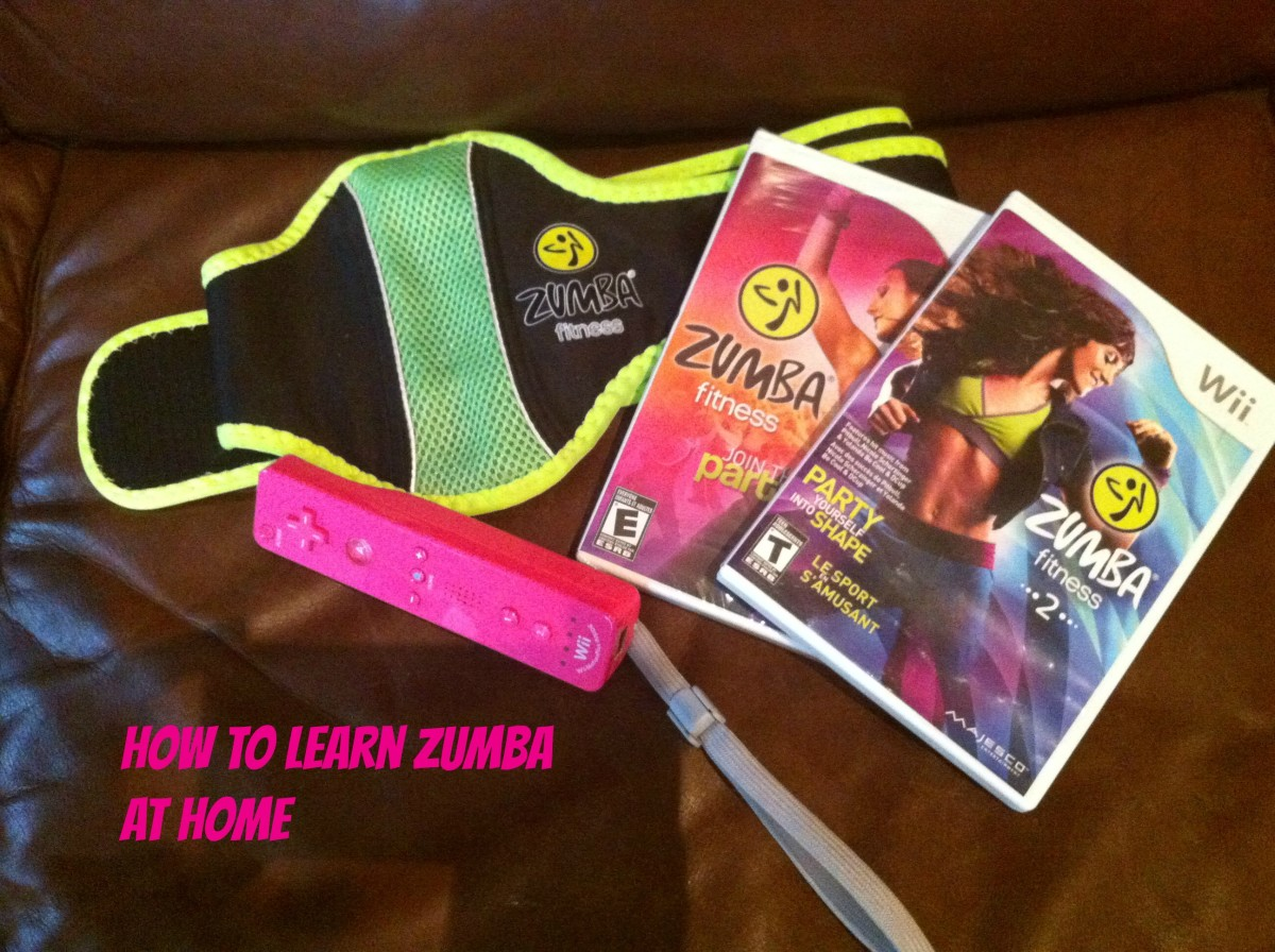 How to Learn Zumba at Home