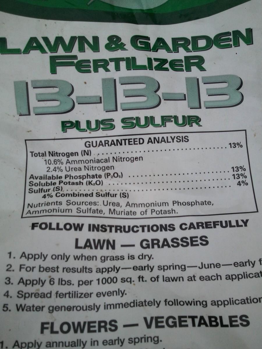 N-P-K (Nitrogen, Phosphorus, and Potassium) Fertilizer: A Guide