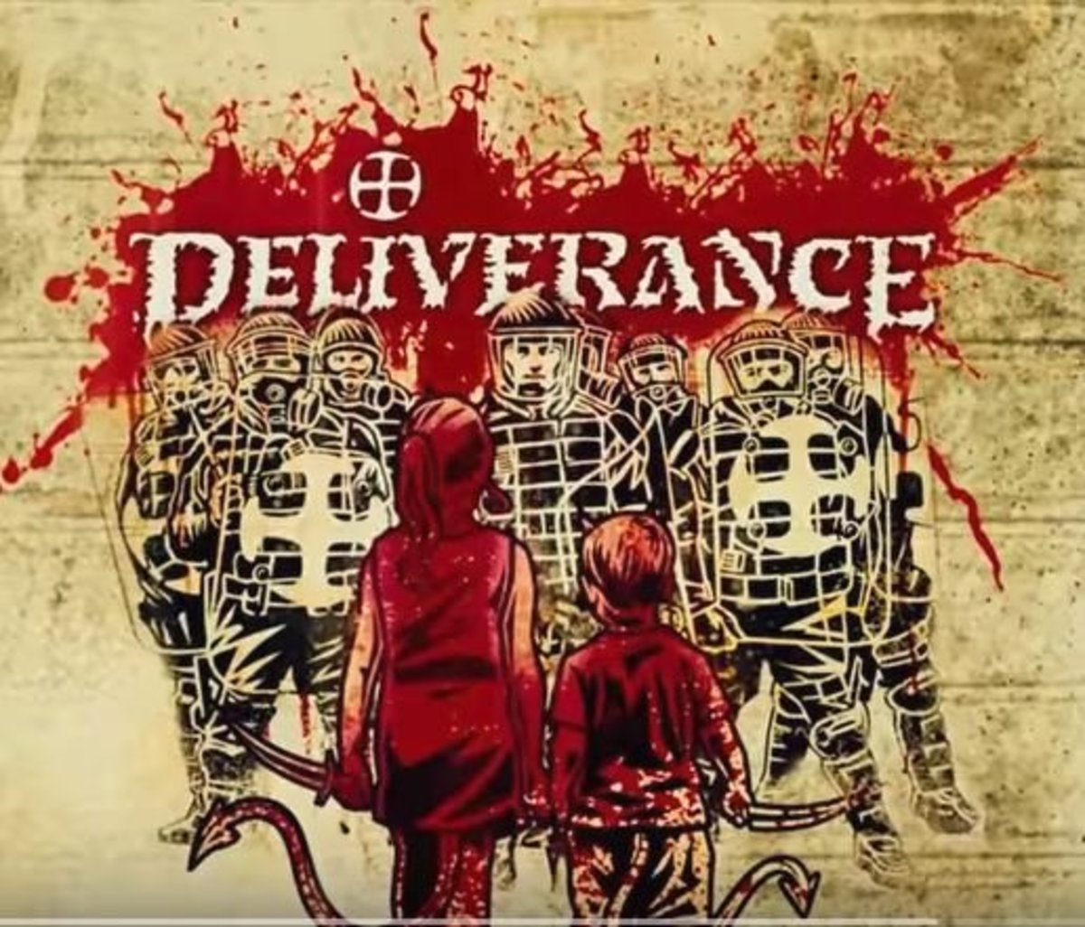 Deliverance: Christian Thrash Metal Legends