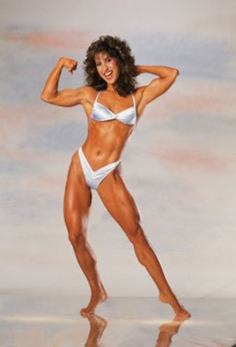 Women Bodybuilders; The First Ms. Olympia