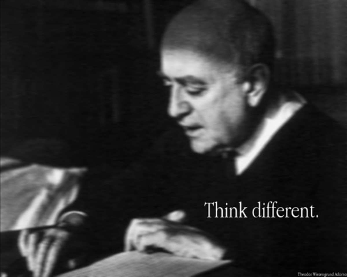 "Analysis of Theodor Adorno's ""Cultural Criticism and Society"""