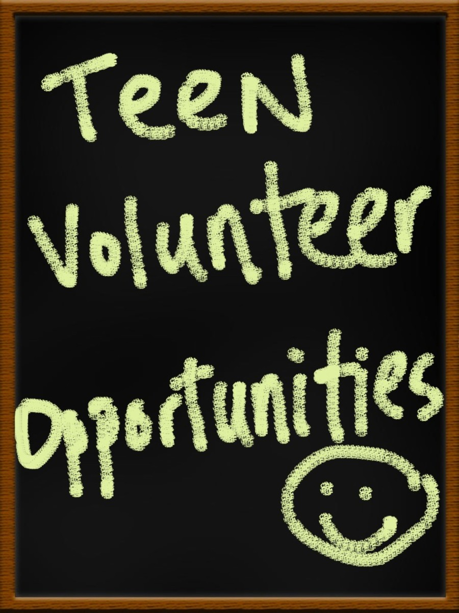 Teens can gain valuable experience and learn new skills through volunteering.