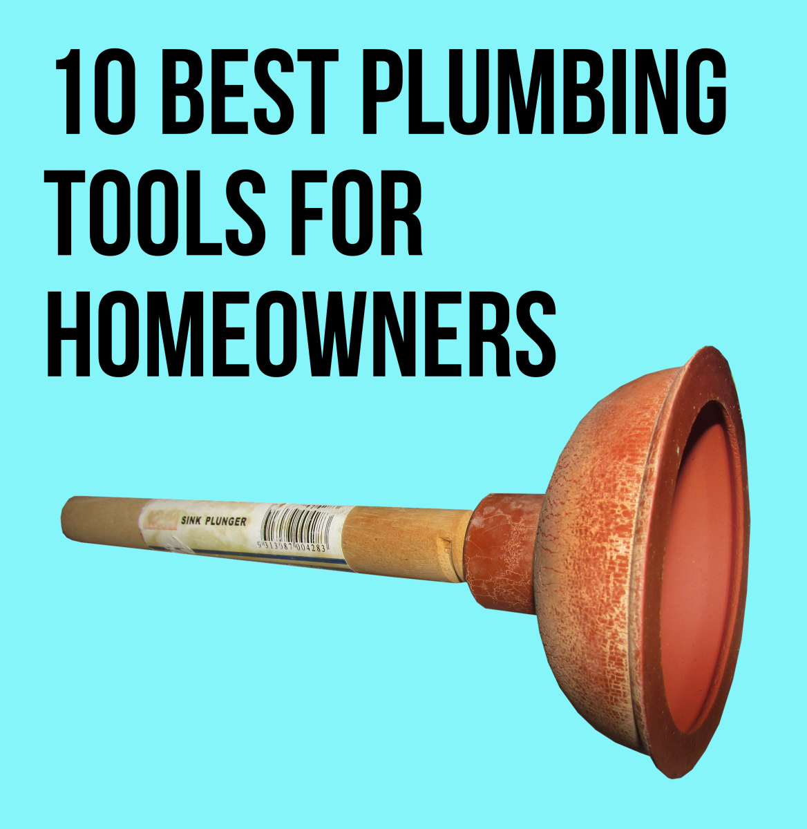 For my list of the top 10 must-have plumbing tools for homeowners, please read on...
