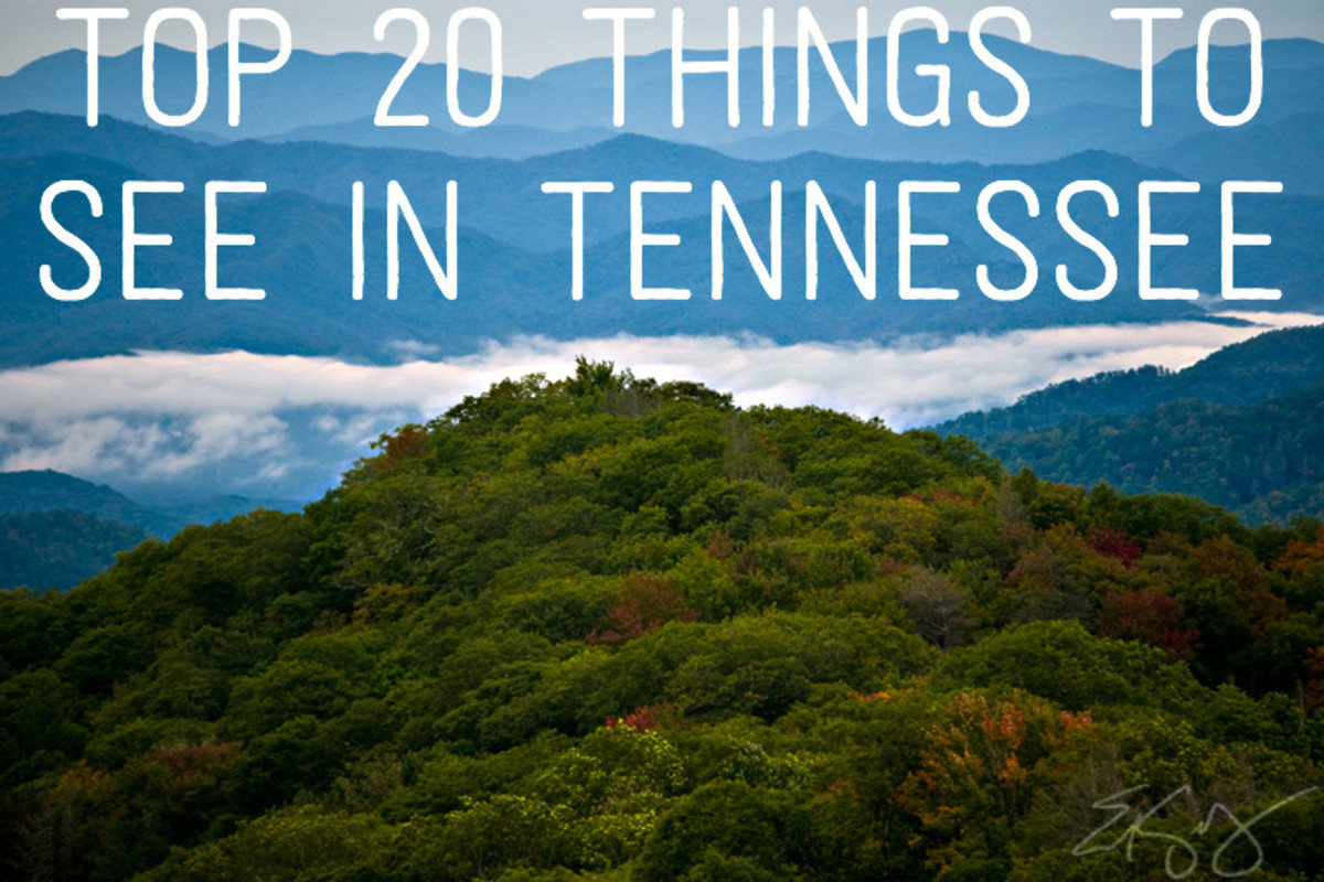 The Top 20 Must-See Places in Tennessee