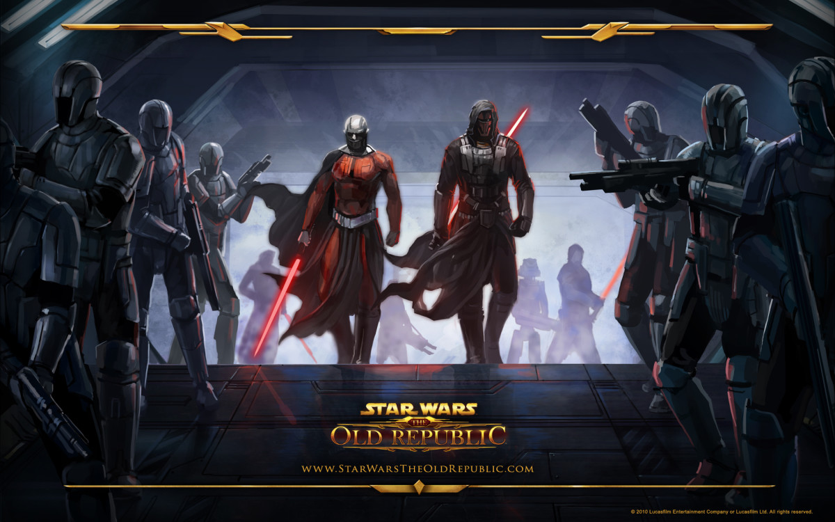 "Get more information on the races available to play in ""Star Wars: The Old Republic."""