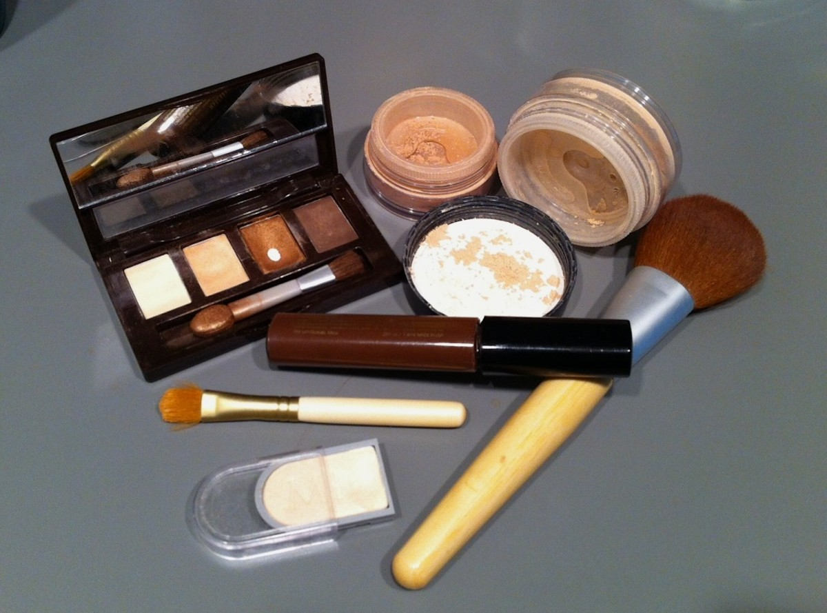 Your makeup may be hiding ingredients that irritate your skin.