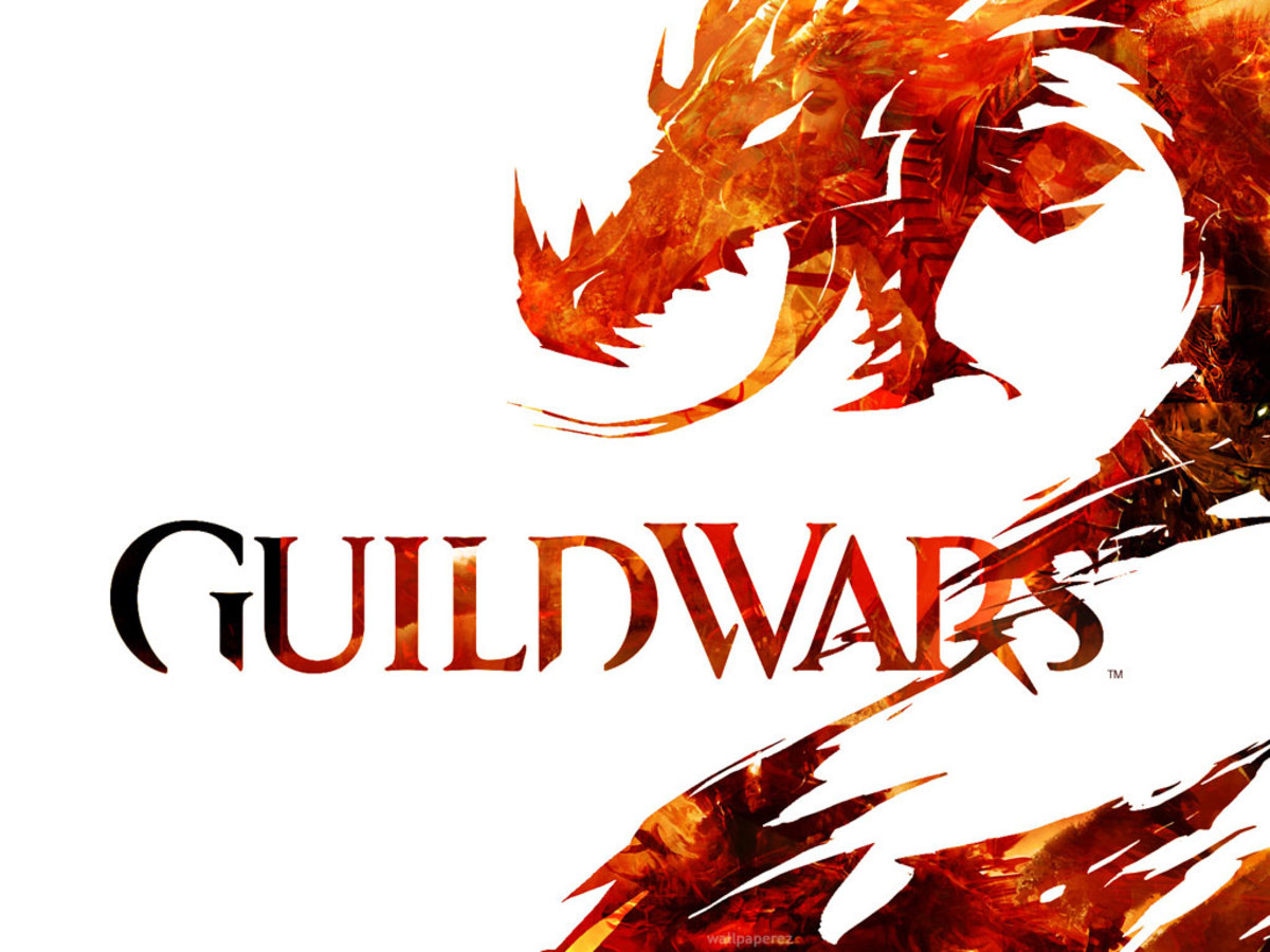 """""""Guild Wars 2"""" Logo"""