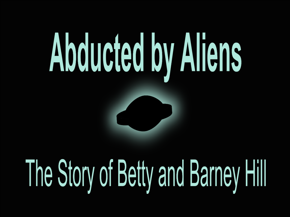 Barney and Betty Hill: The First UFO Abduction