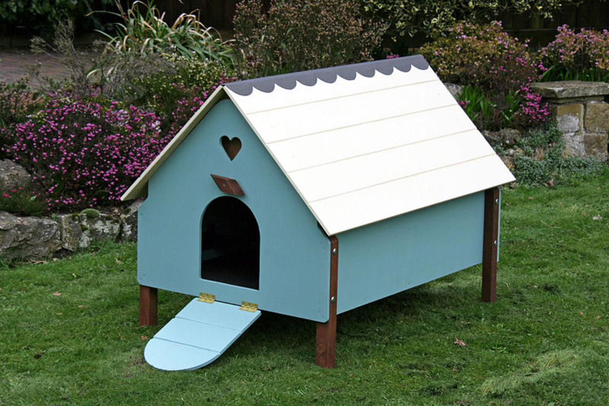 How to Build a Movable Chicken Coop or Tractor