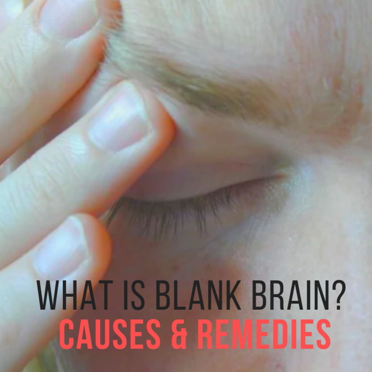 ca53060ef What Is Mind Blanking? Tips to Get Rid of That Foggy Feeling | Owlcation