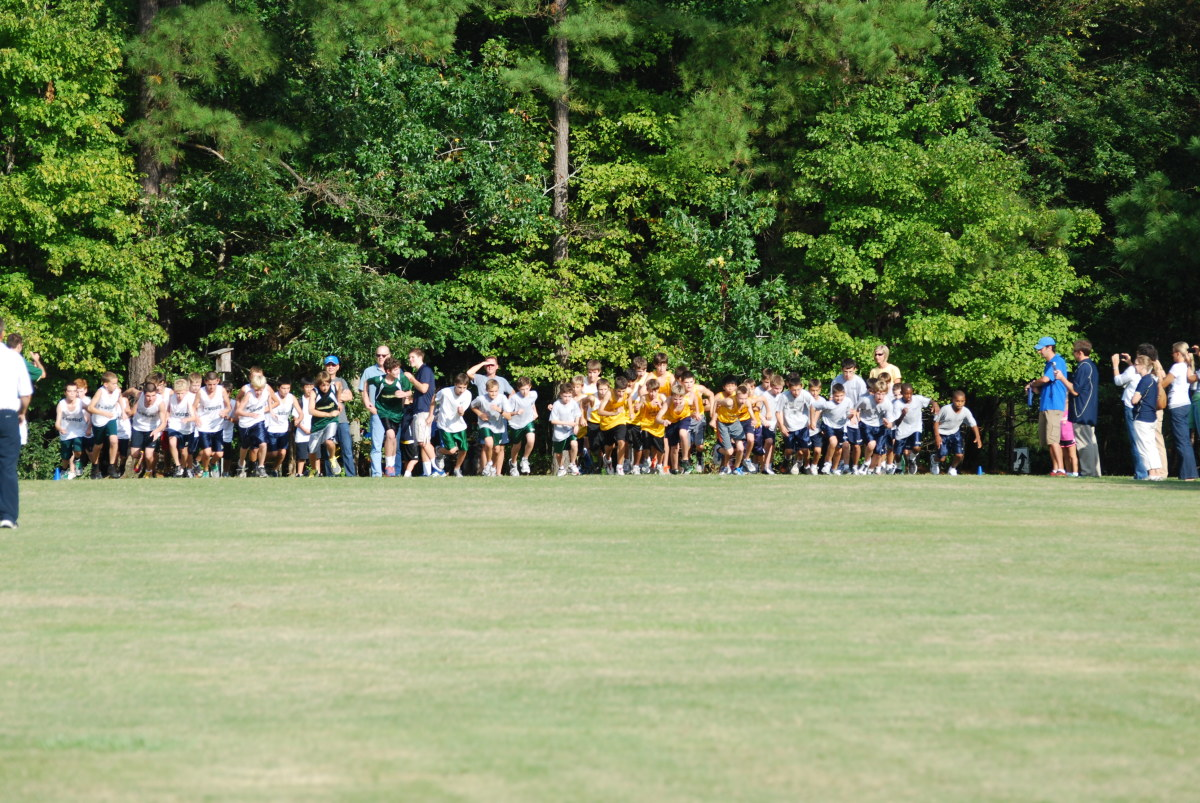 How to Organize a Cross Country Meet
