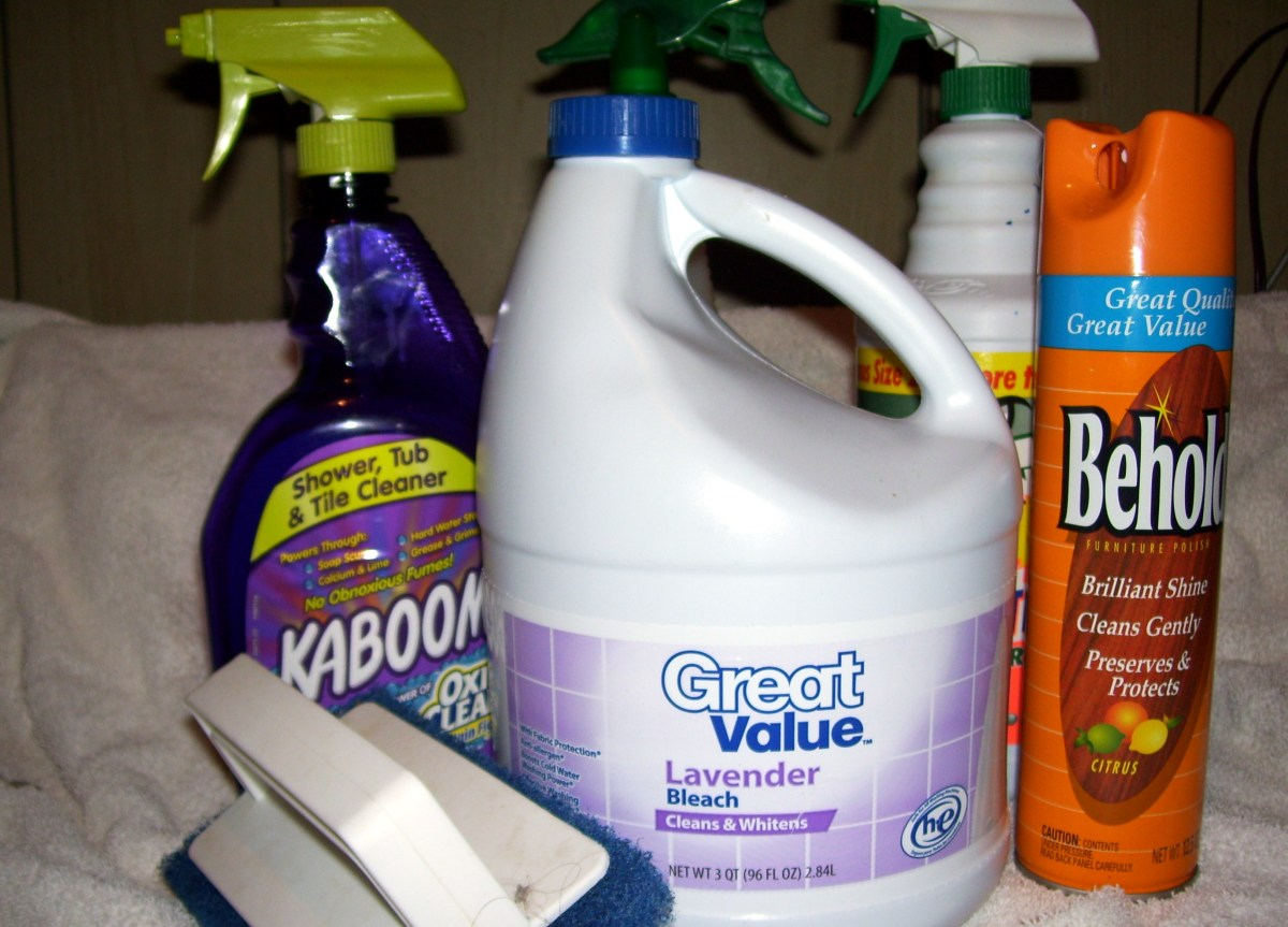 Affordable, Effective Cleaning Products Review-Five Cleaners I Couldn't Live Without