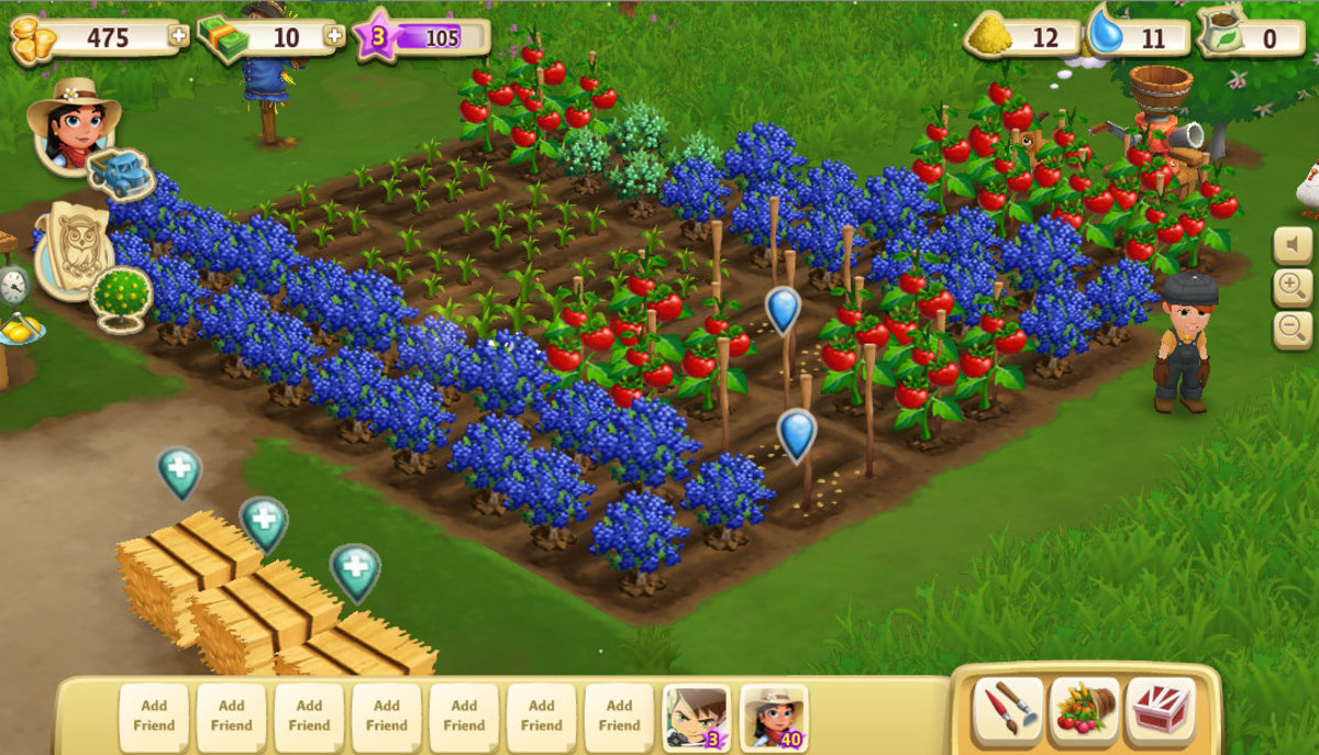 Farmville 2 Tips, Hints and Tricks