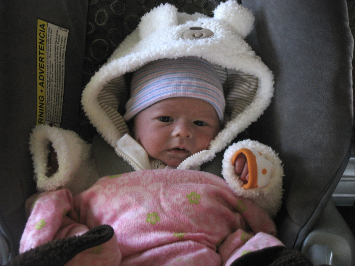 When Can I Take My Newborn Baby Out in Public?