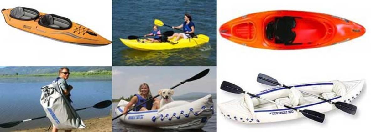 Beginner Kayaks