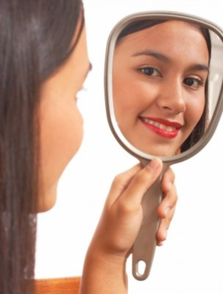 Positive self-image is directly linked to good self-esteem.