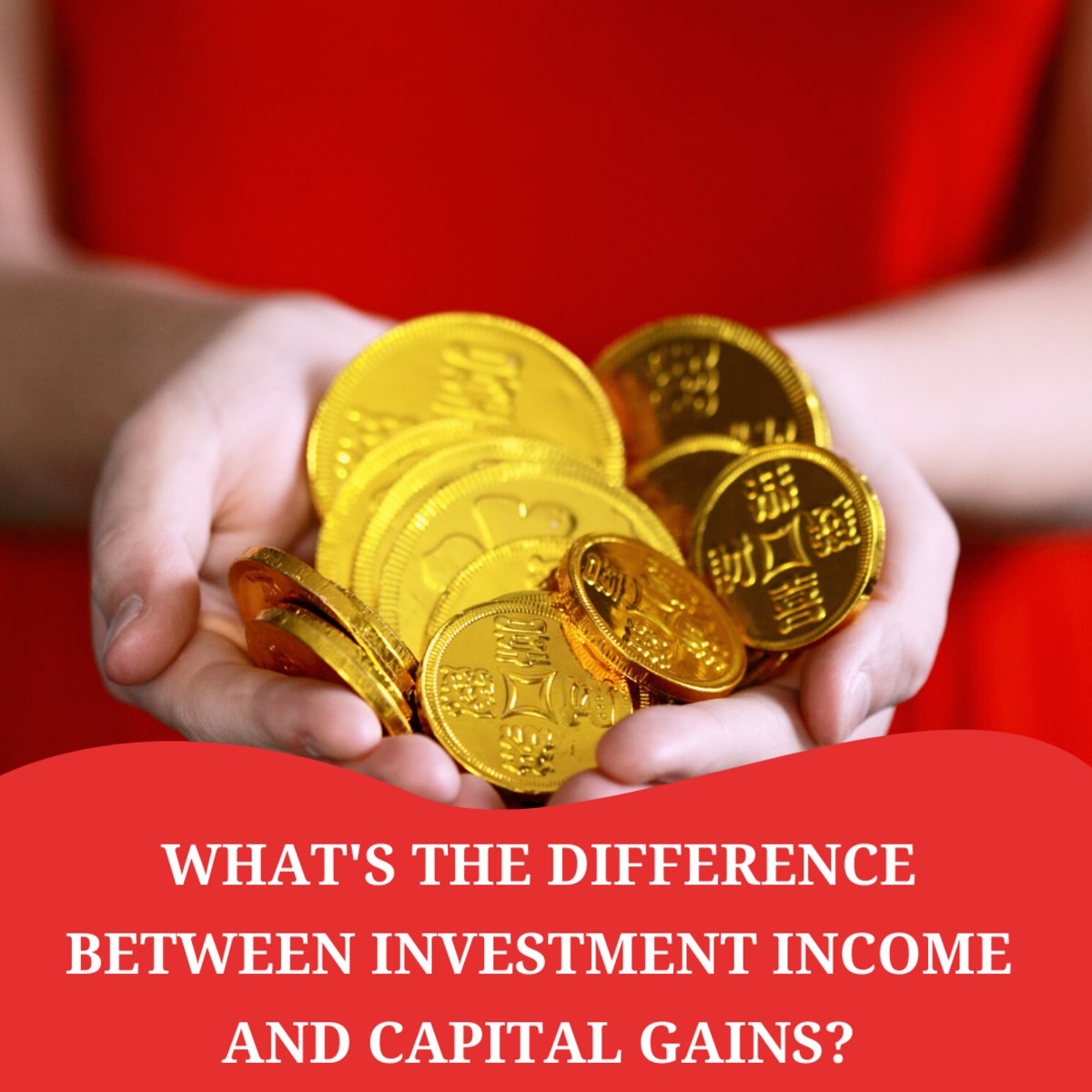 Read on to learn the difference between investment income and capital gains?