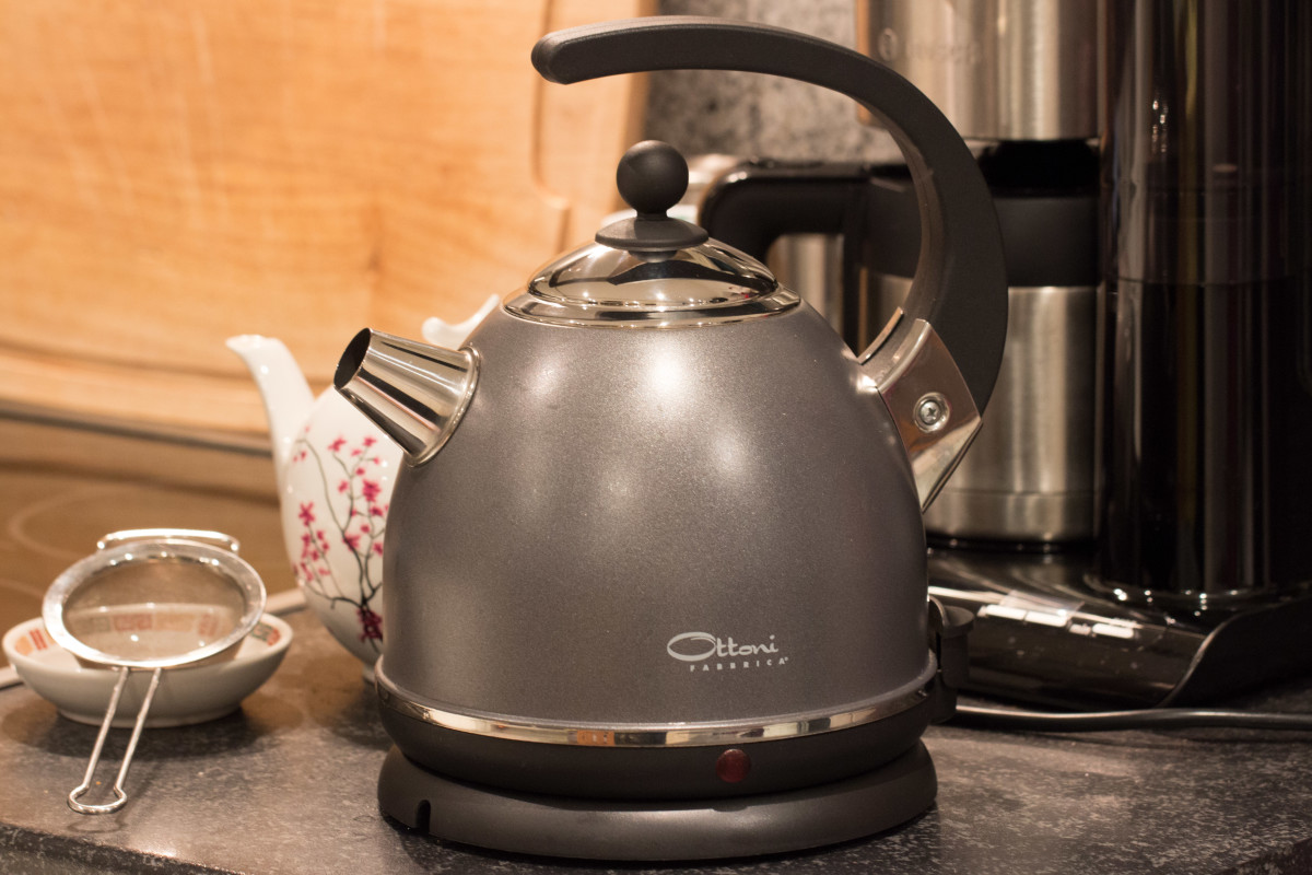 The best plastic-free kettle - healthy and stylish