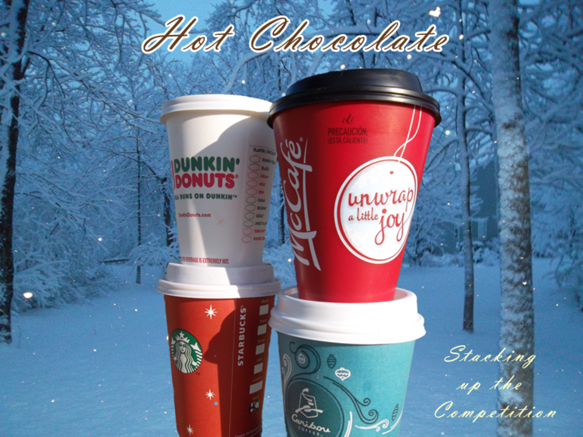 Best Hot Chocolate from Fast Food Restaurants