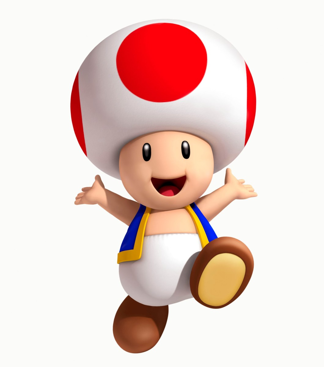 Super Mario Bros. characters who deserve their own game