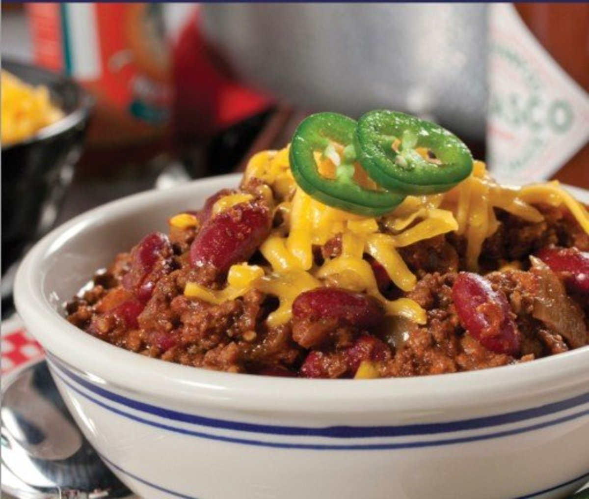 The Four Best Chili Recipes in the World