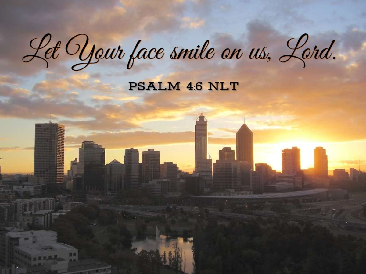 Poem: Lord Give Us Your Smile