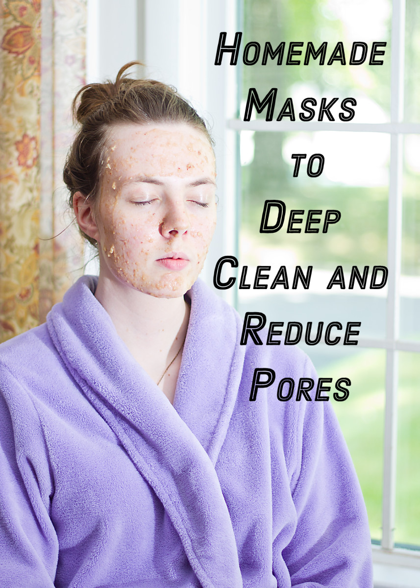 Homemade Cleansing and Refining Masks to Reduce Pores