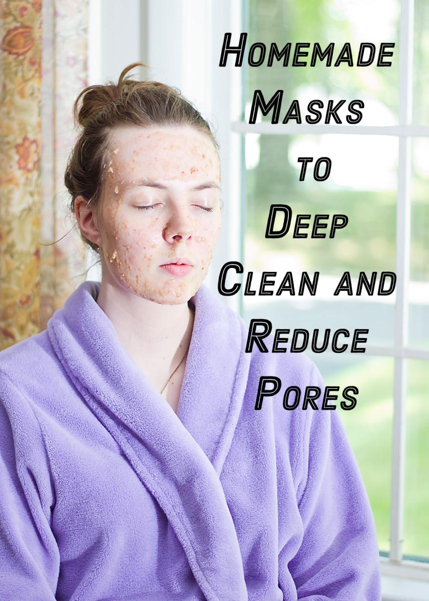 3种可减少毛孔的DIY面膜,可清洁和改善皮肤