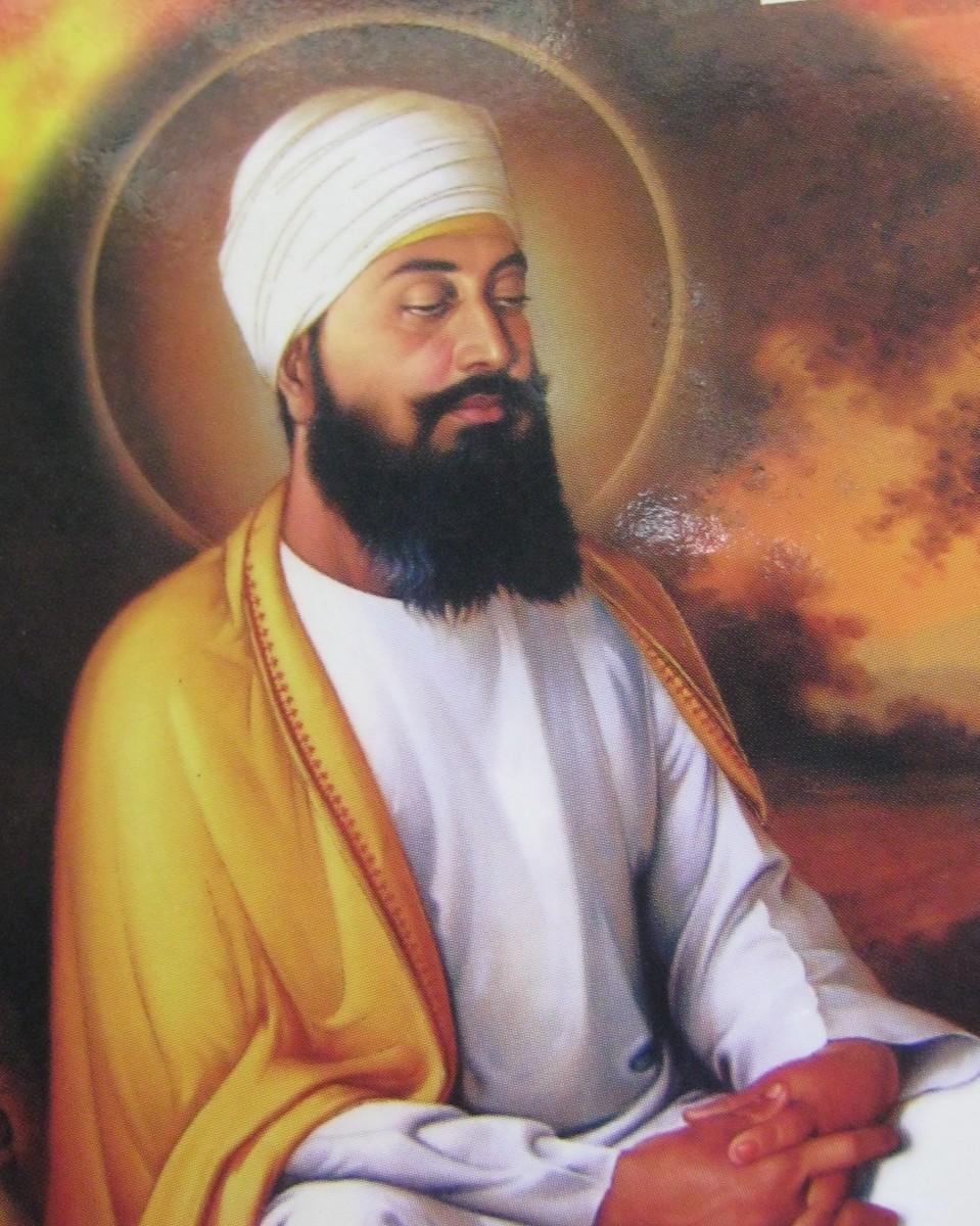 of guru tegh bahadur ji