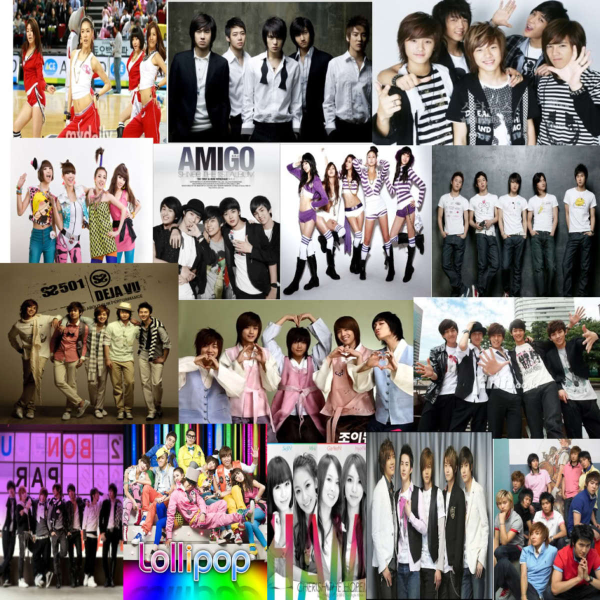 K-Pop School: Main, Lead, Sub Vocalists | Spinditty
