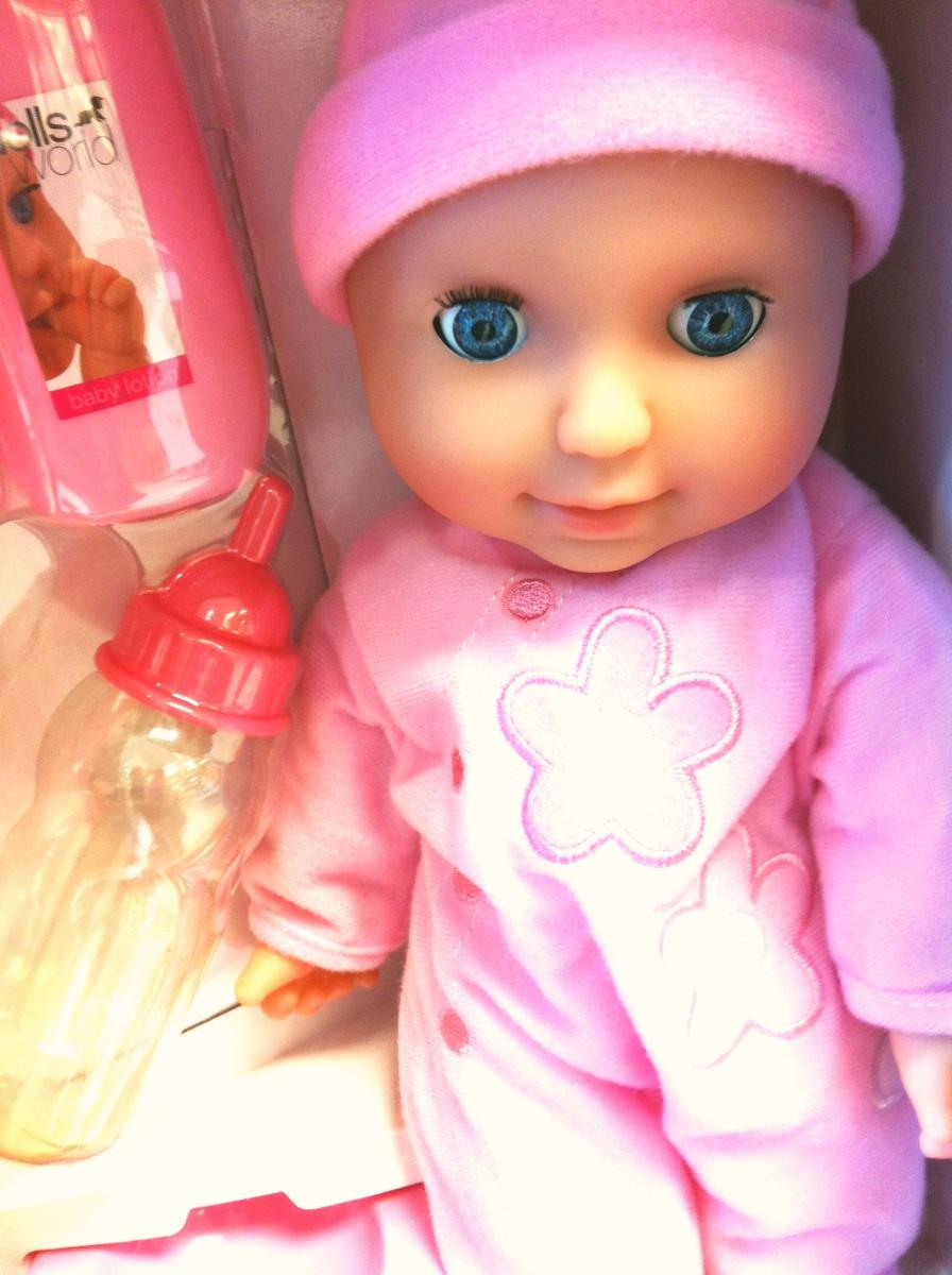 50 Cute Doll Names