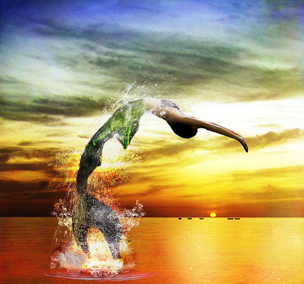 Does Aquatic Ape Theory Explain How Mermaids Really Exist?