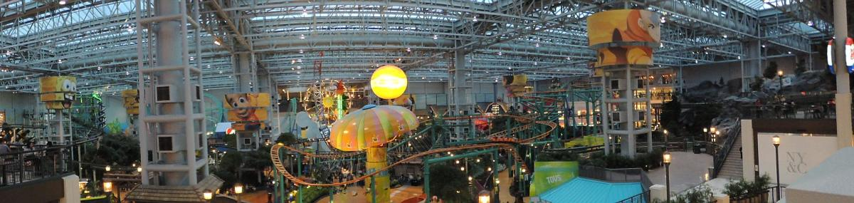 Top 10 Things to Do at the Mall of America