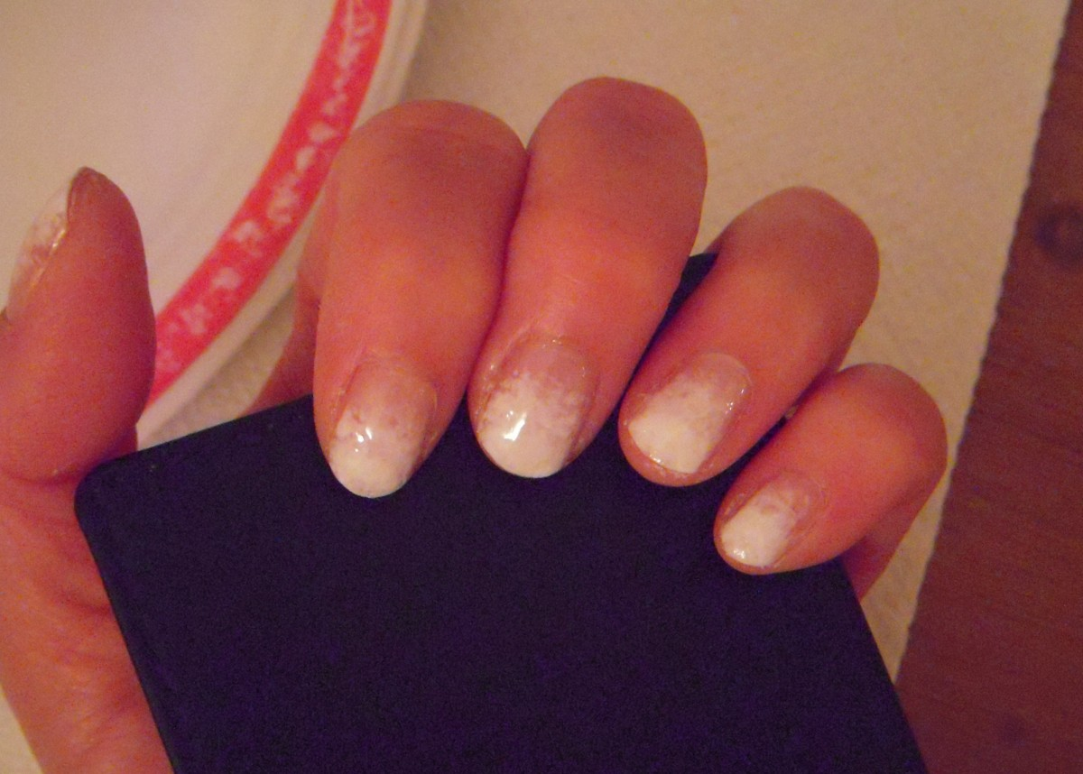 Ombre French Manicure Tutorial