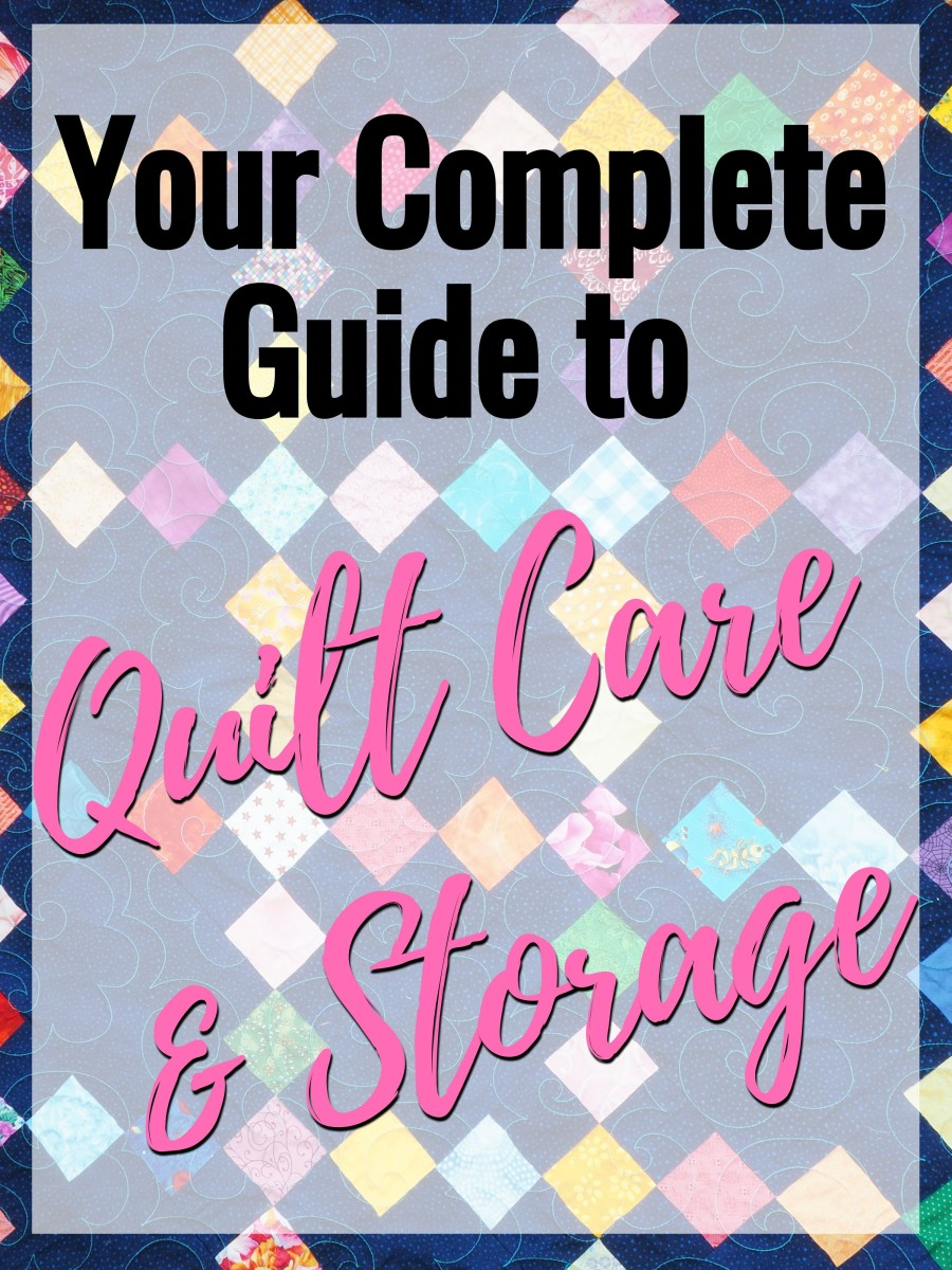 Everything you need to know about taking care of quilts.