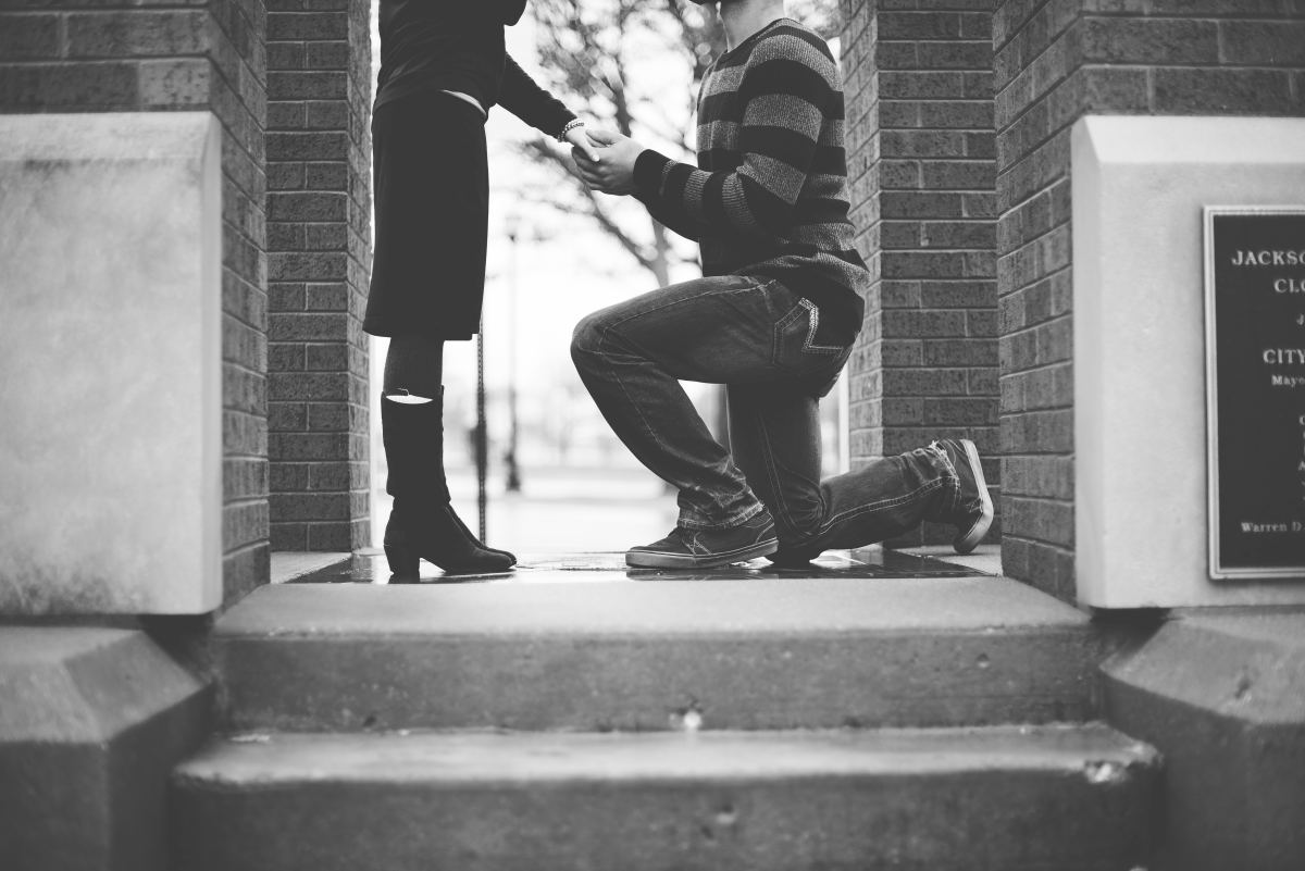 30 Fun Marriage Proposal Ideas