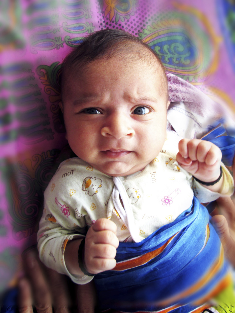 Indian Home Remedies for Infant Stomach Pain, Gas, and Colic