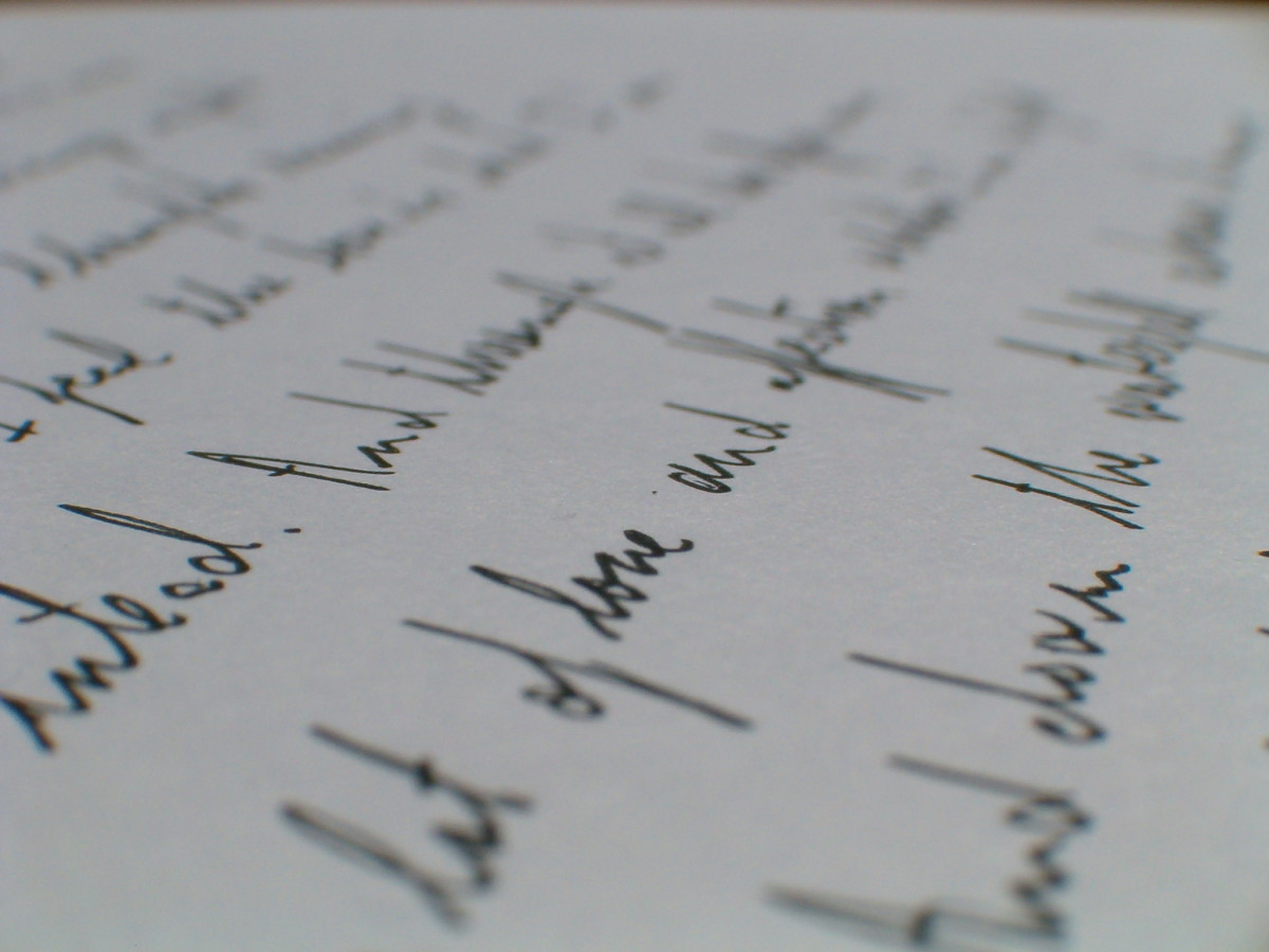 How to Write Your Crush an Anonymous Note
