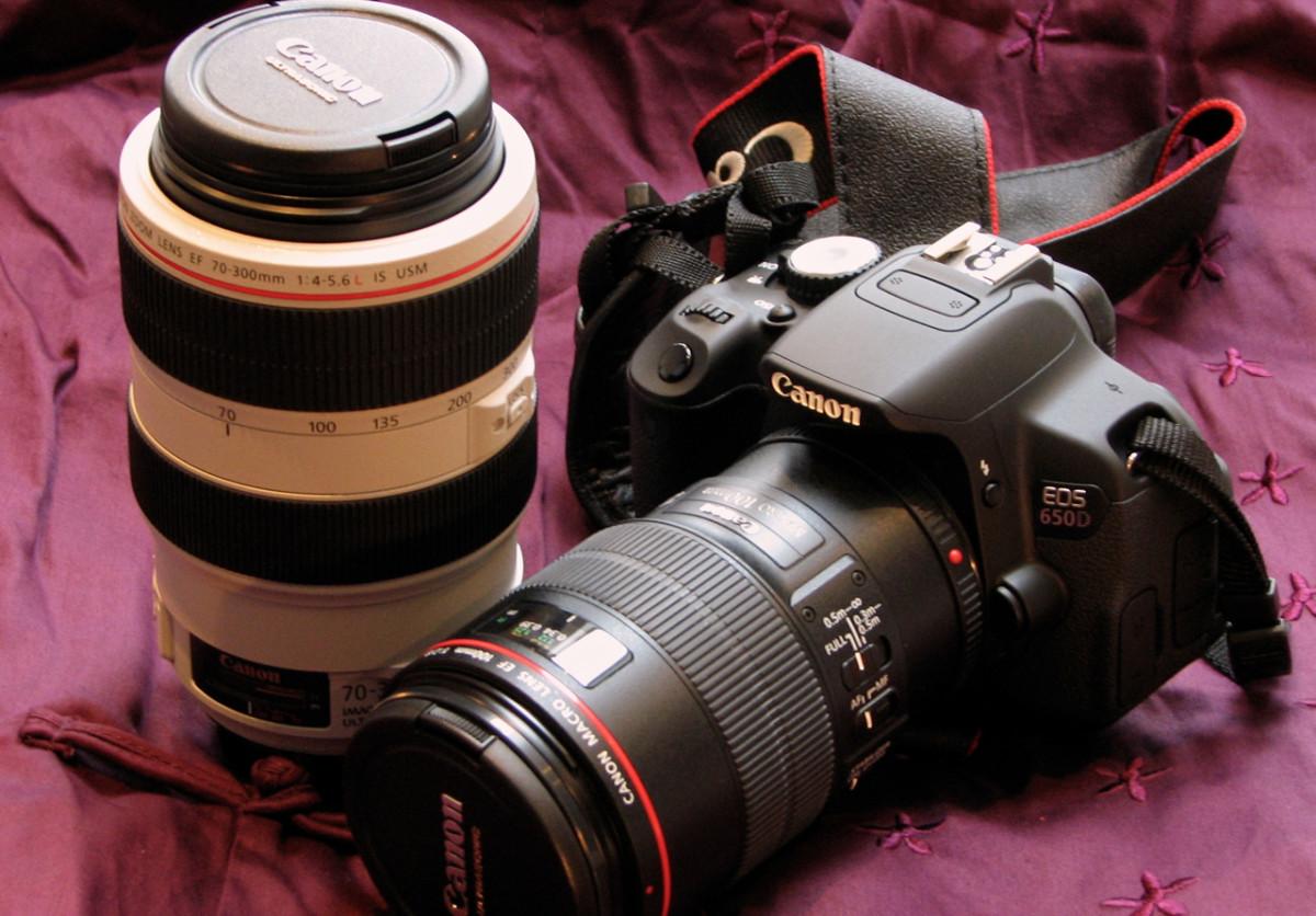 How to choose a DSLR lens
