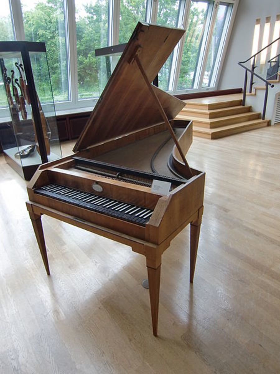 An early fortepiano