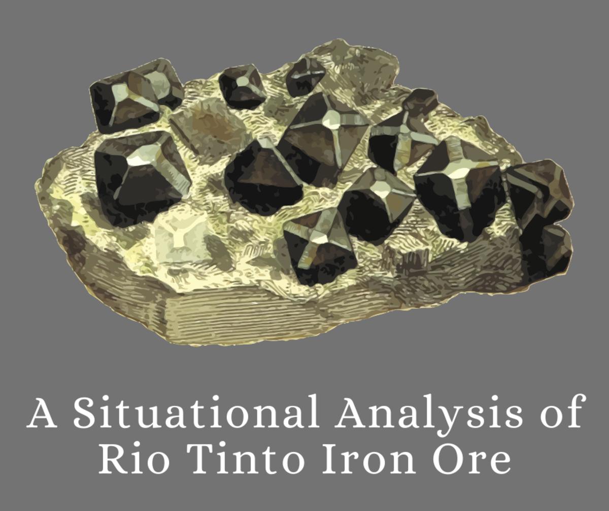 Rio Tinto Iron Ore—A Situational Analysis