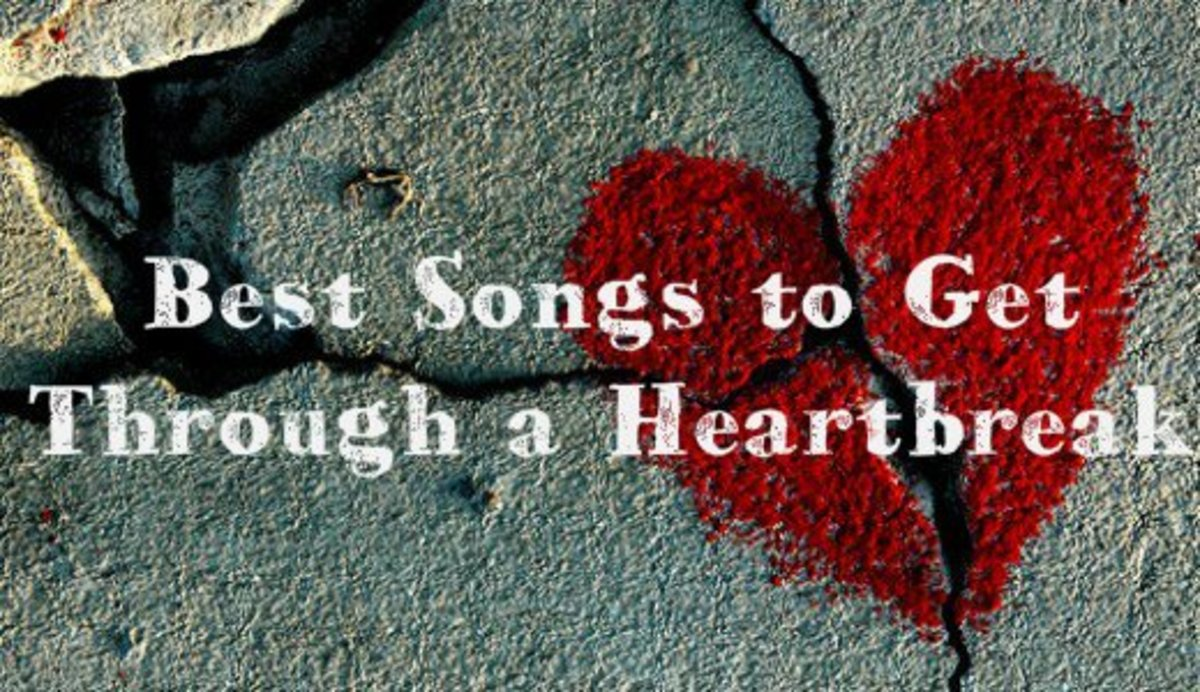 Best Songs to Get Through a Heartbreak